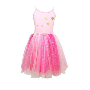 Little Ballet Dancer Star Dress