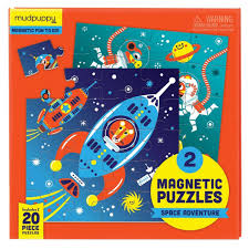 Magnetic Puzzles - Outer Space