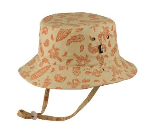 Boy's Reversible Bucket Hat - Kane