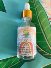 MADE ON MAUI - Organic Baby & Body Oil