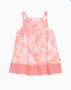 Melon Tie Dye Cami Dress