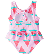18-24mos - Watermelon Skirt Baby Swimsuit