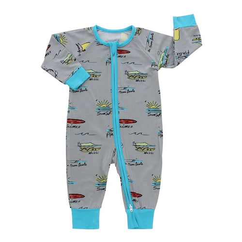 Surf Report Coverall