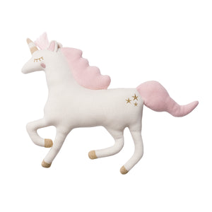 Shaped Cushion - Unicorn