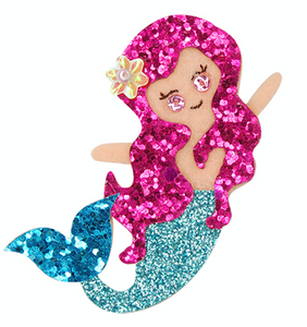 Under the Sea Mermaid Hairclip