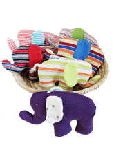 100% ORGANIC COTTON Elephant