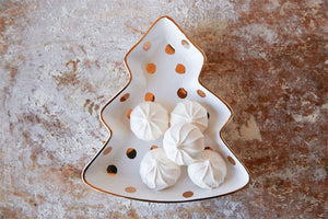 Ceramic Tree Dish