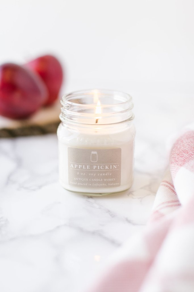 Apple Pickin' Candle