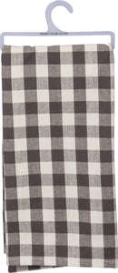 Buffalo Check Dishtowel