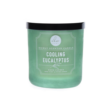 cooling eucalyptus candle