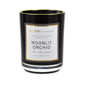 Moonlit Orchid Candle