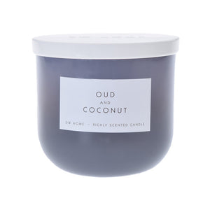 Oud and Coconut Candle