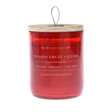 Passion Fruit & Guava Candle
