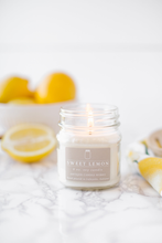 Sweet Lemon Candle