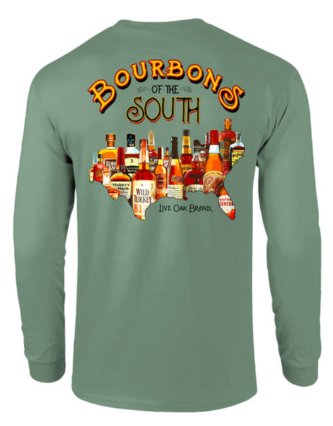 BOURBONS OF THE SOUTH, ADULT LS