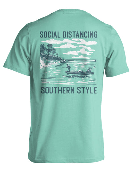 SOCIAL DISTANCING (BEACH FISHING)