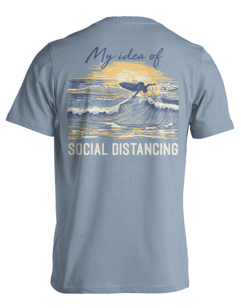 SOCIAL DISTANCING (SURF)