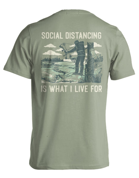 SOCIAL DISTANCING (HUNTER)