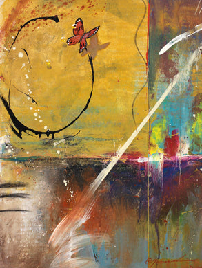 EA_Circle of Existence 18.75x25 Original