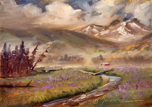 "RL_High Meadow 4'x6"" Original"