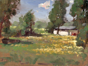 "RL_Summer Haven ""6x8"" Original"