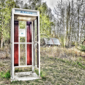 "Bethanna Bennett- ""Hope Phone Booth""- places"
