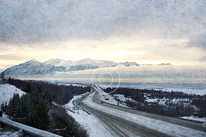 "Jana Latham- ""Highway to Turnagain""- places"
