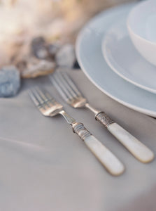 6-Setting Mother-of-Pearl Flatware