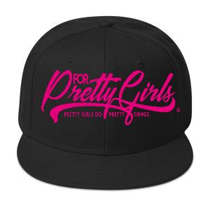 'Pretty Girls Do Pretty Things' Snap Back