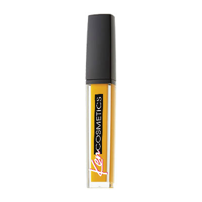 'Obsessed' Yellow Lip Paint