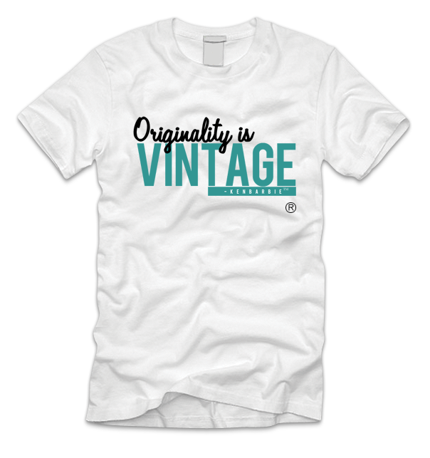 'Originality is Vintage' T-Shirt