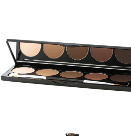 Creamy Contour Palette (Four Shade Options)
