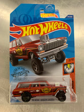 HOT WHEELS (RED)