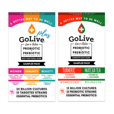 Trial Pack Bundle - Whole Foods Market Exclusives - GoLive® Products