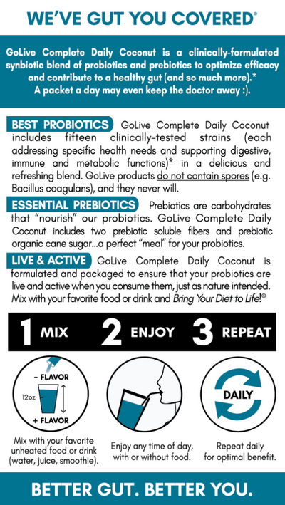 Coconut - GoLive® Products