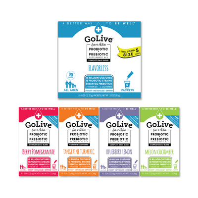 Trial Pack - Daily Essentials - GoLive® Products