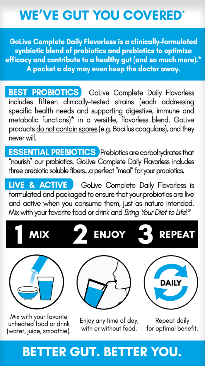Flavorless - GoLive® Products