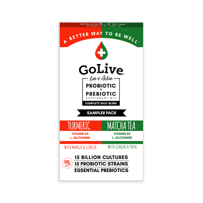 Trial Pack - Whole Foods Market Exclusive Functional Flavor Items - GoLive® Products