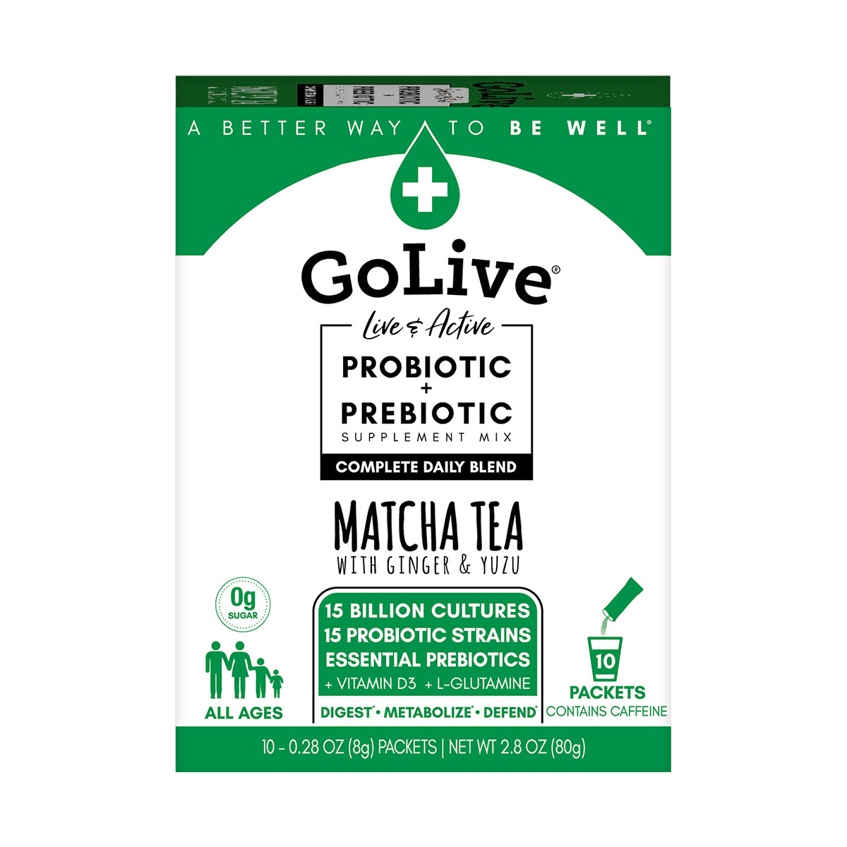 Matcha Tea - GoLive® Products