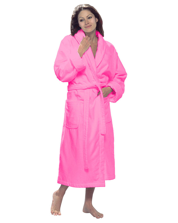 Terry Cotton Shawl Robes