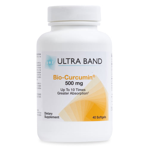 Ultra Band Curcumine Supplement