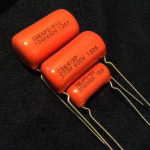Orange Drop Signal Cap Upgrade Kits