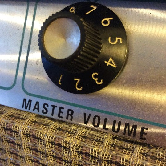 Replace Master Vol with Dwell