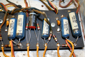 AB165 to AA864 'plus' tweed preamp for BLACKFACE AB165