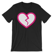 Heart Breaker - Adult short sleeve t-shirt