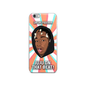 JuJu On That Beat - iPhone 5/5s/Se, 6/6s, 6/6s Plus Case