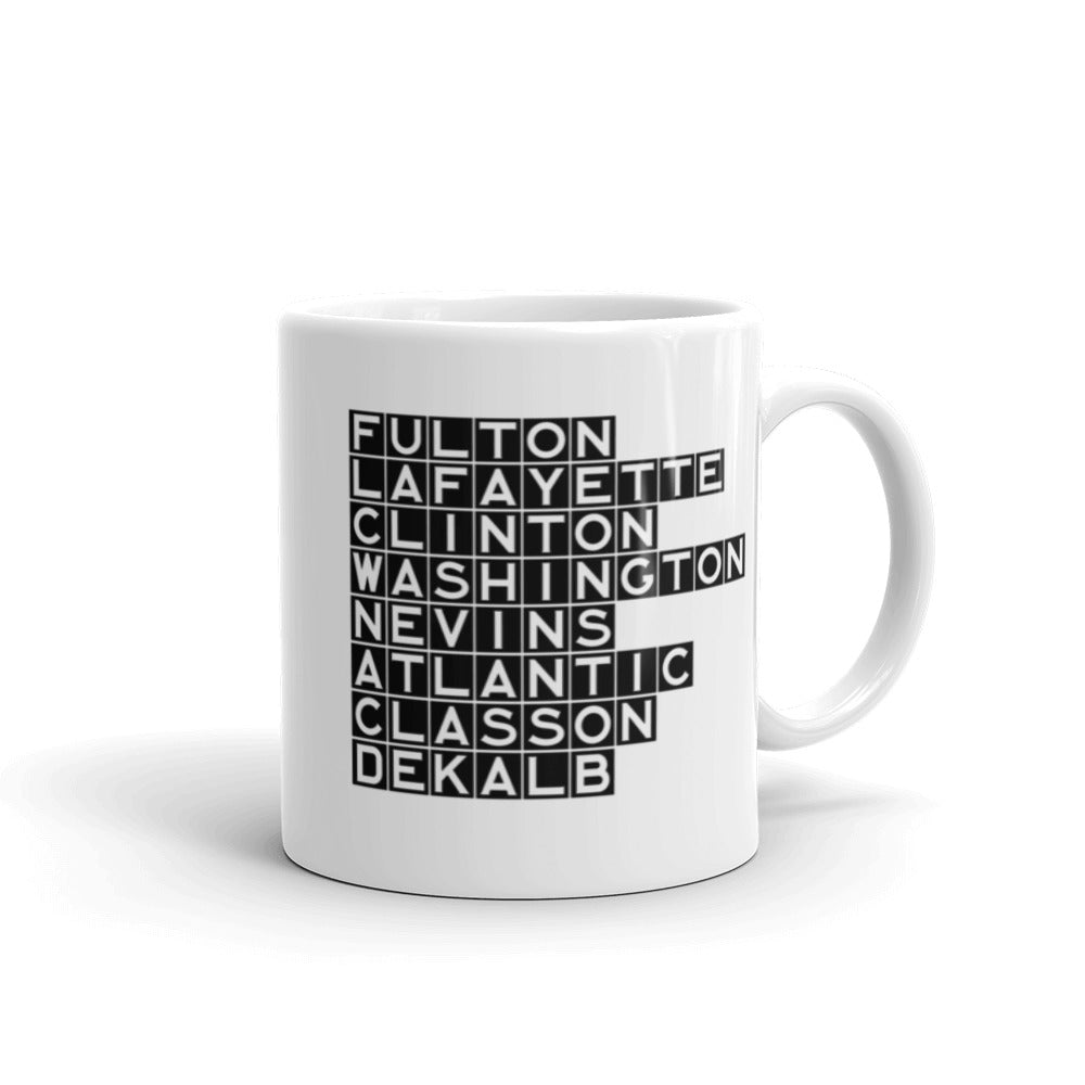 FORT GREENE & CLINTON HILL: Mug