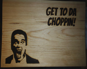 Get to the choppin! Cutting board