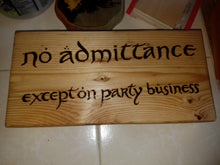 Fantasy Signs!  Many to choose from! - Odin's Eye Art, Pyrography - woodburning, Odin's Eye Art - Odin's Eye Art