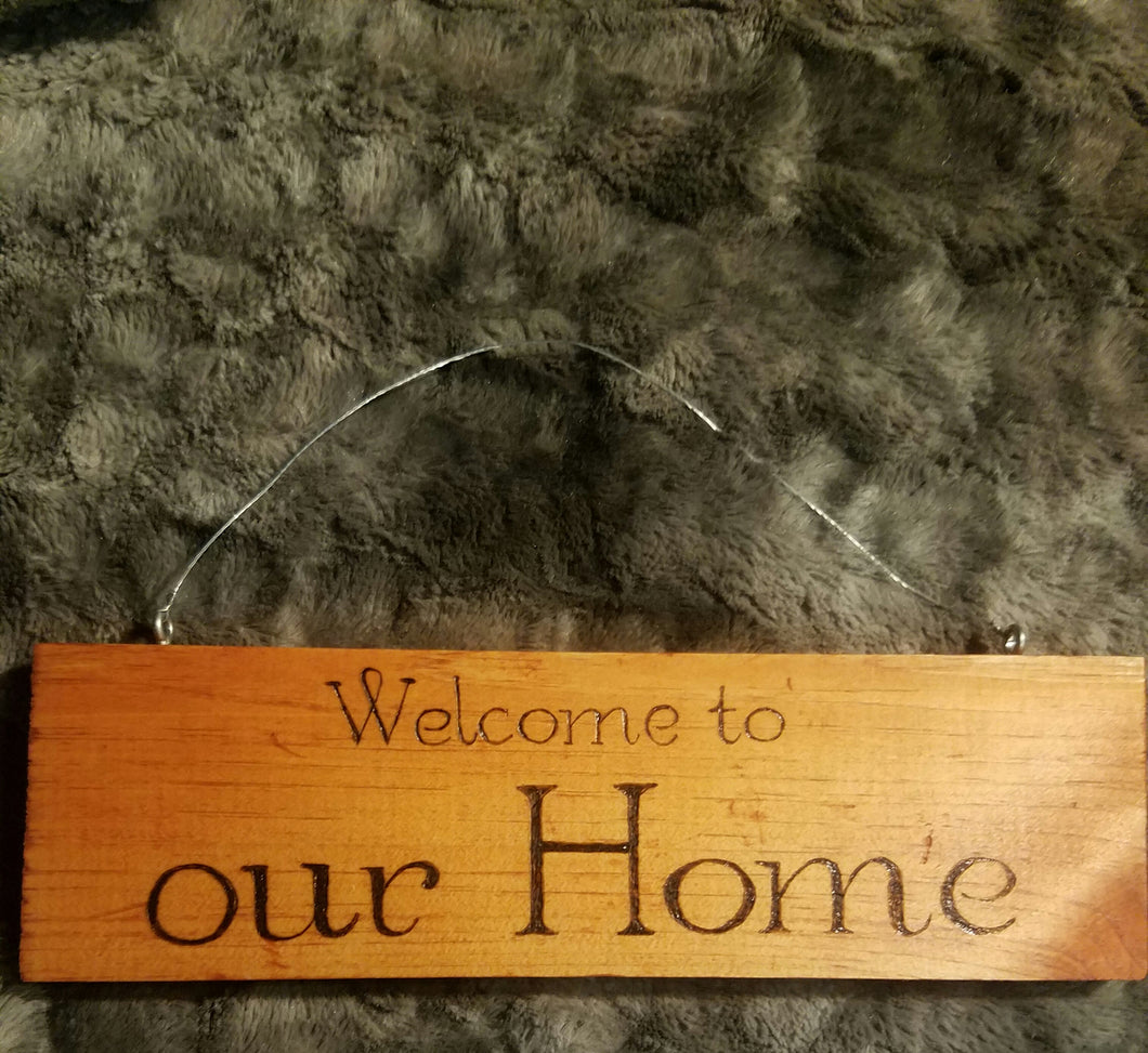 Welcome to our home - Odin's Eye Art,  - woodburning, Odin's Eye Art - Odin's Eye Art